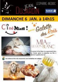 Ciné-Miam : Mia et le Lion Blanc