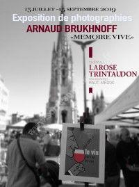 Expo Photo Arnaud Brukhnoff Larose Trintaudon