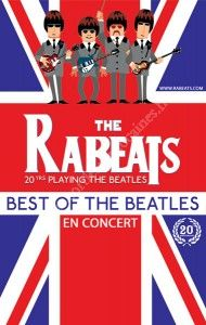 The Rabeats - Best Of The Beatles / Arkéa Arena
