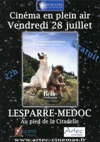 Cinéma en plein air : Belle et Sébastien