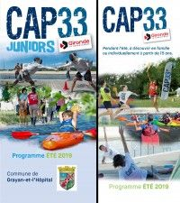 CAP 33 / CAP 33 Junior Grayan-et-l'Hôpital 2019