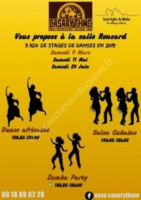 Stages de Danses