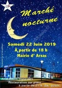 Marché Nocturne de la Saint-Jean 2019