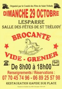 Brocante - Vide greniers