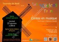 Contes en musique - avec Le Curé de Cucugnan
