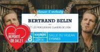 Bertrand Belin et  Les Percussions Claviers de Lyon