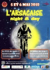 L'Arsacaise Night & Day 2018