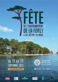 Fête de l'environnement, de la forêt et des métiers du Médoc 2021