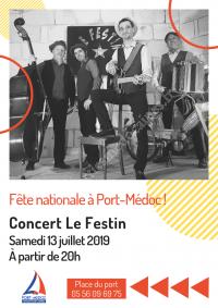 Concert Fête Nationale 2019