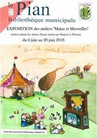 Exposition des Ateliers Mains et Merveilles