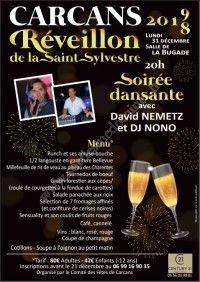 Réveillon Saint Sylvestre 2018