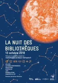 La Nuit des Bibliothèques 2018