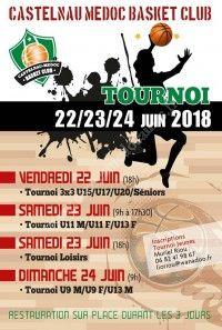 Tournois de Basket 2018