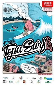 Topa Surf Contest 2020