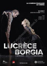 Comédie-Française au cinéma : Lucrèce Borgia