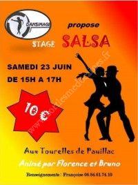 Stage de Salsa