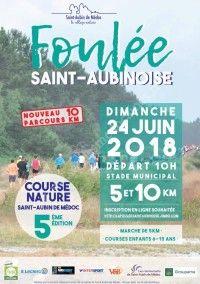 La Foulée Saint-Aubinoise 2018