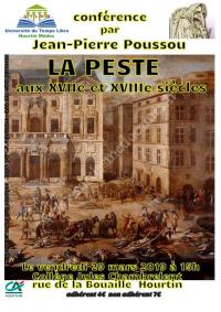 La Peste aux 17 et 18èmes siècles
