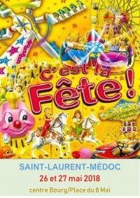 Fête à Saint-Laurent