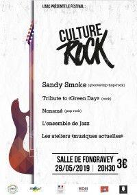Festival Culture Rock 2019