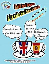 CAFE DES LANGUES
