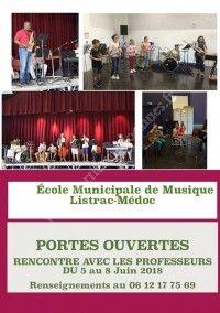 Portes Ouvertes Ecole Municipale de Musique