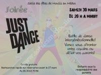 Soirée Just Dance
