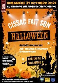 Cissac fait son Halloween 2021