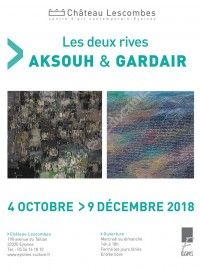 Les Deux Rives : Christian Gardair & Mohamed Aksouh