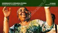 Hommage à Cesaria Evora