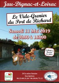 Le Vide-Grenier du Port de Richard