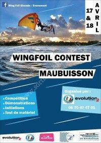 Wingfoil Contest Maubuisson 2021