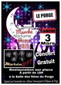 Marché Nocturne d'Hiver