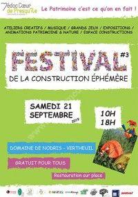Festival de la Construction Ephémère 2019