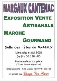 Exposition artisanale - Marché Gourmand