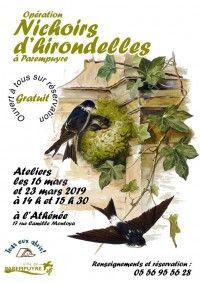 Opération Nichoirs d'Hirondelles