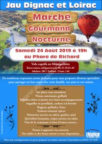 Marché Gourmand Phare de Richard