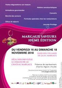 Margaux Saveurs 2018