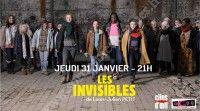 Ciné-débat Clins d'oeil : Les Invisibles