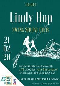 Soirée Lindy Hop