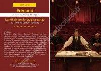 Thé Ciné : Edmond