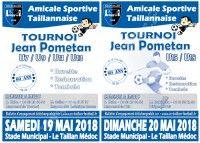 Tournoi Jean Pometan 2018