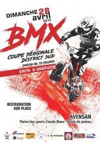 BMX - Coupe Régionale District Sud