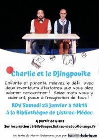 Charlie et le Djingpouite