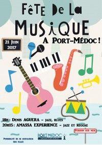 Fête de la musique à Port-Médoc