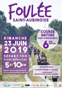 La Foulée Saint-Aubinoise 2019