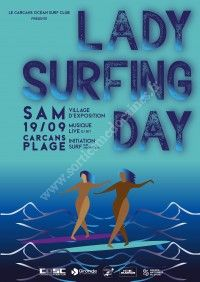 Lady Surfing Day 2020