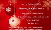Château Julia fête Noël !!