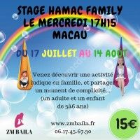 Stage hamac family