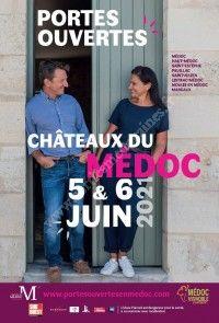 Portes Ouvertes des Châteaux en Médoc 2021